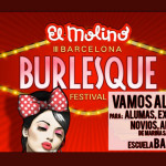 III Barcelona Burlesque Festival 2013 (vamos al teatro)
