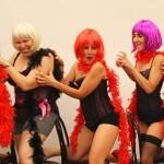 Fotos cursos Burlesque Barcelona verano 2014