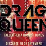 Novedad!!! Taller Drag Queen y Taller Abanicos Grandes Burlesque 20.9.14