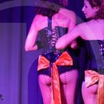 """Espectáculo Burlesque """"Casting en El Molino"""". Barcelona 19.11.14"""