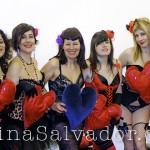 Fotos Burlesque San Valentín y Marilyn 14.2.15