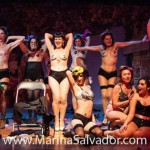 Fotos Actuaciones Burlesque Girls Barcelona (7.2.15)