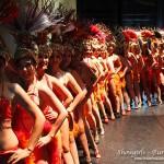 Actuación Showgirls. Barcelona 14.6.15